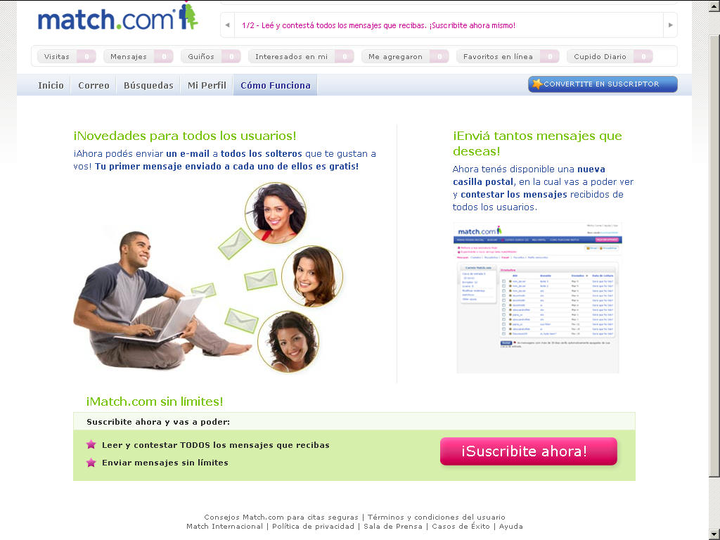 Citas X Internet Para 997637