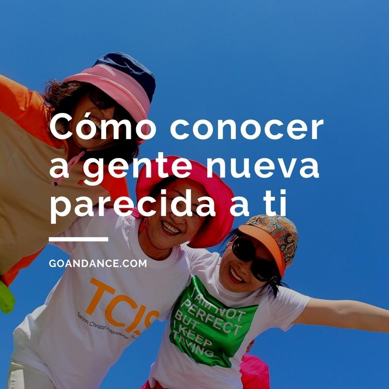 Conocer Gente Nueva 936696