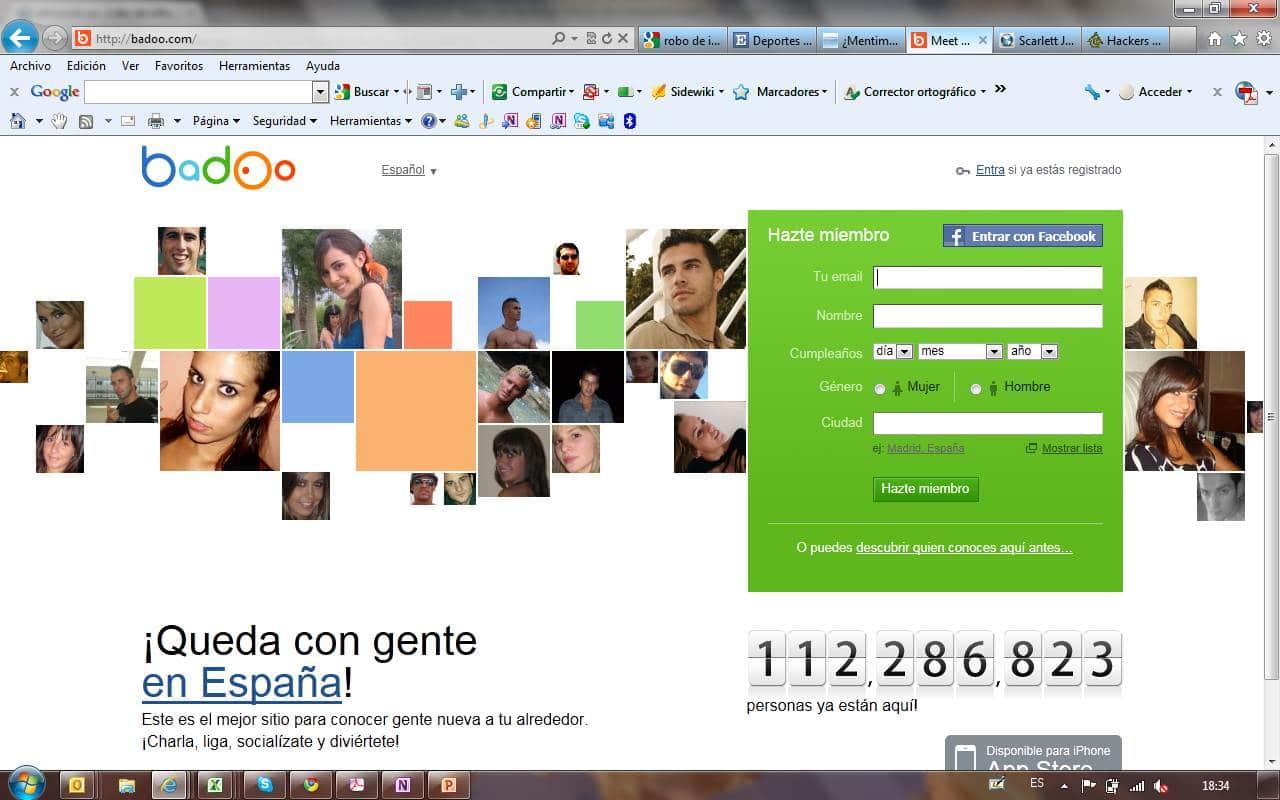 Conocer Personas Por Internet 169696