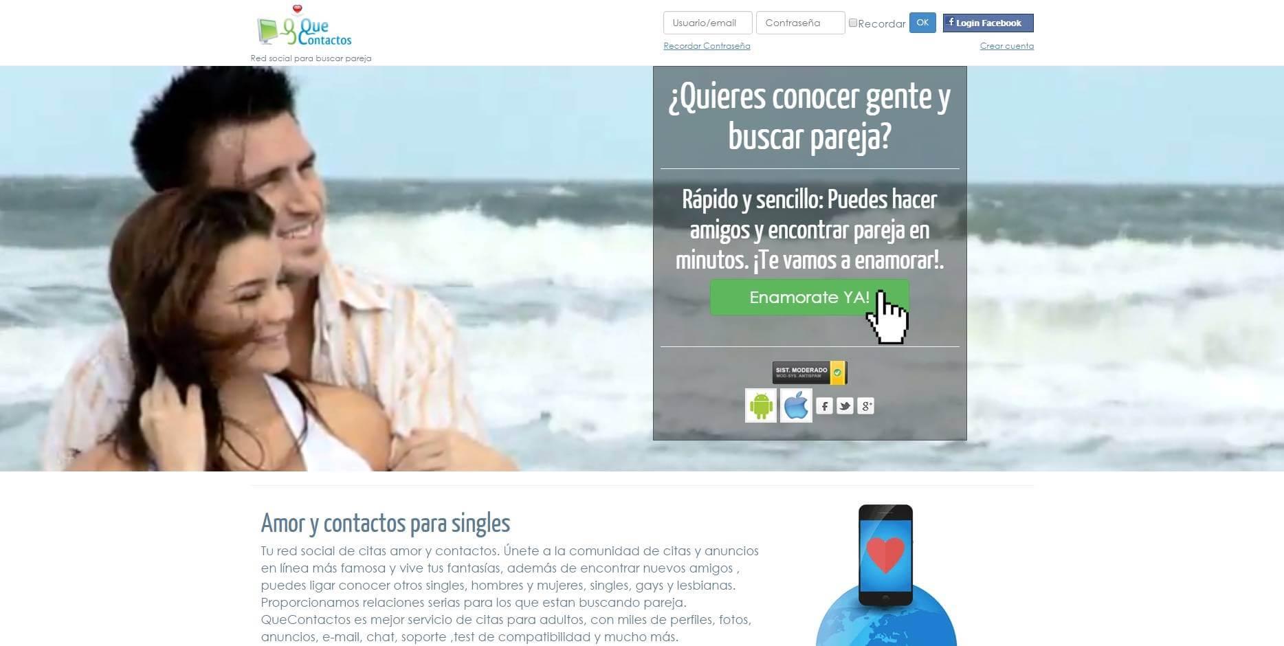 Redes Sociales Para Solteros 219181
