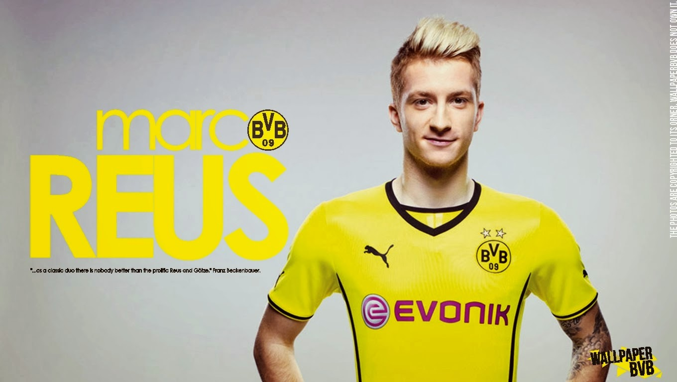 Marco Reus Dating History 296592